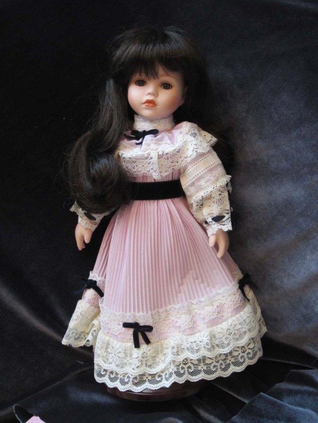 doll wardrobe lavender