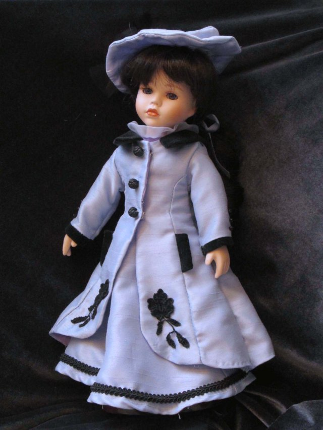 doll wardrobe suit