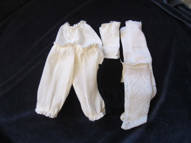 doll wardrobe undies