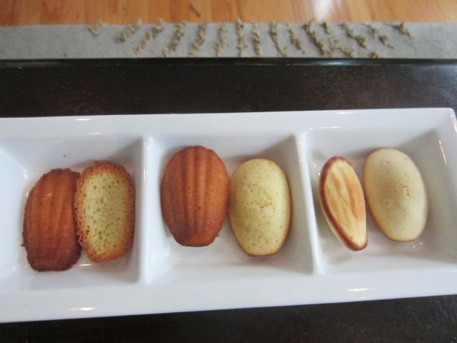 madeleines compare