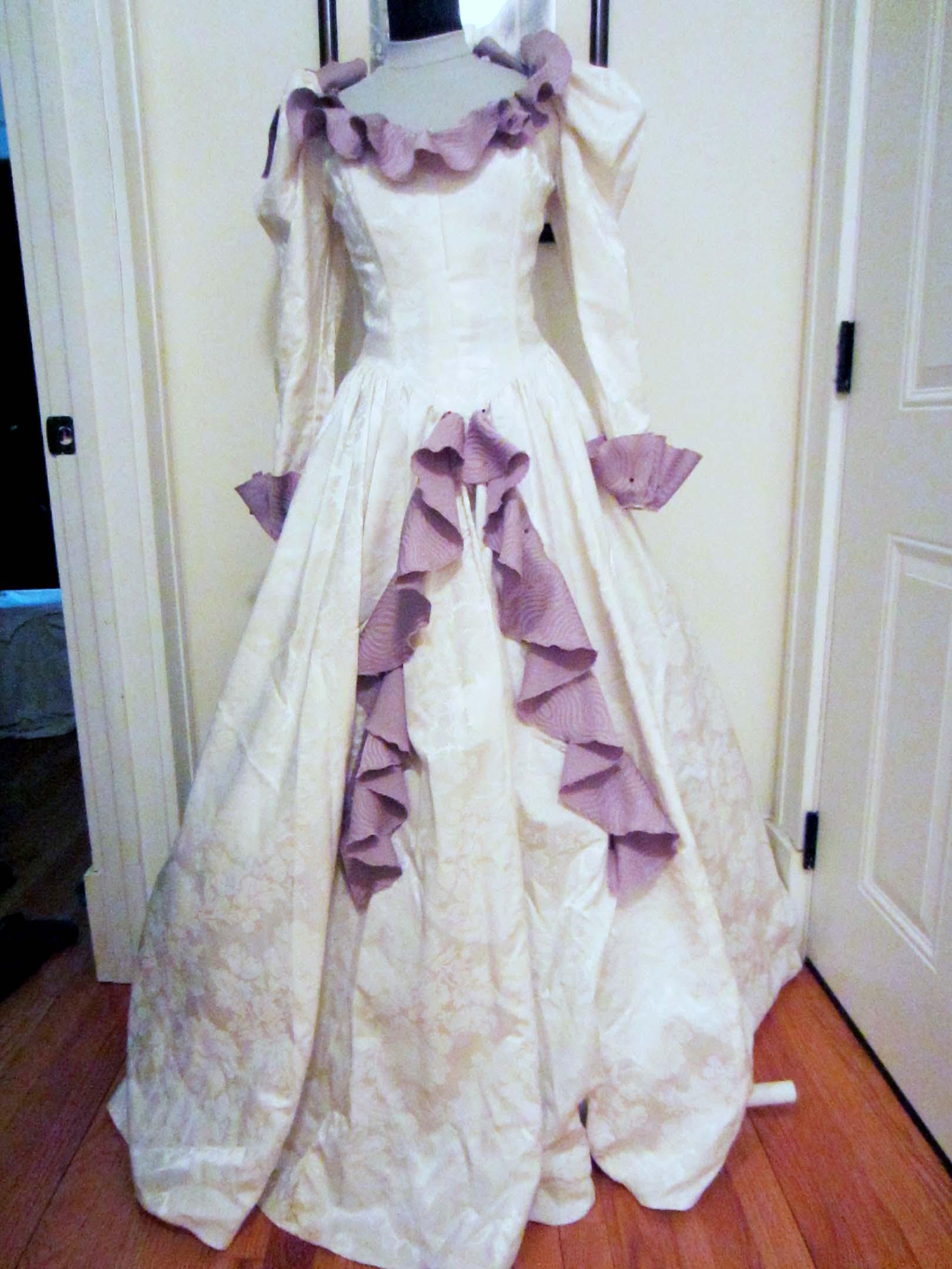 Vanessa Ursula Costume Part Ii Circular Ruffles It 39 S