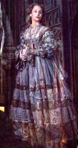GL movie gown