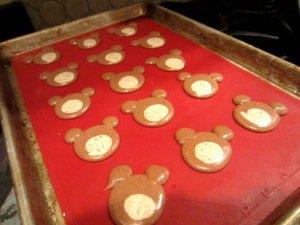macaron bears raw