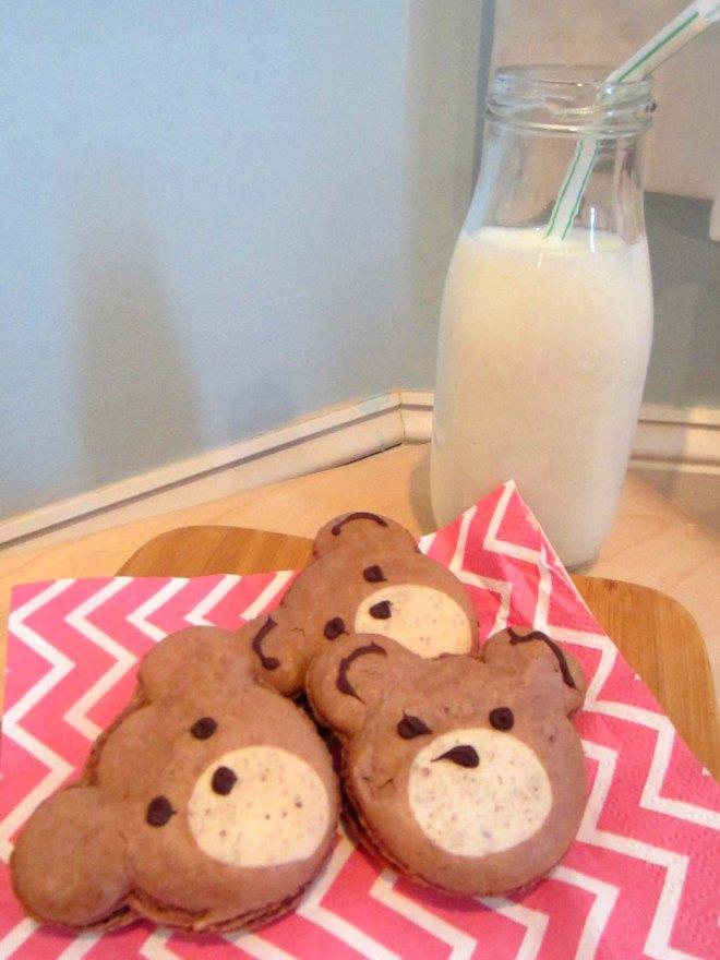macaron bears