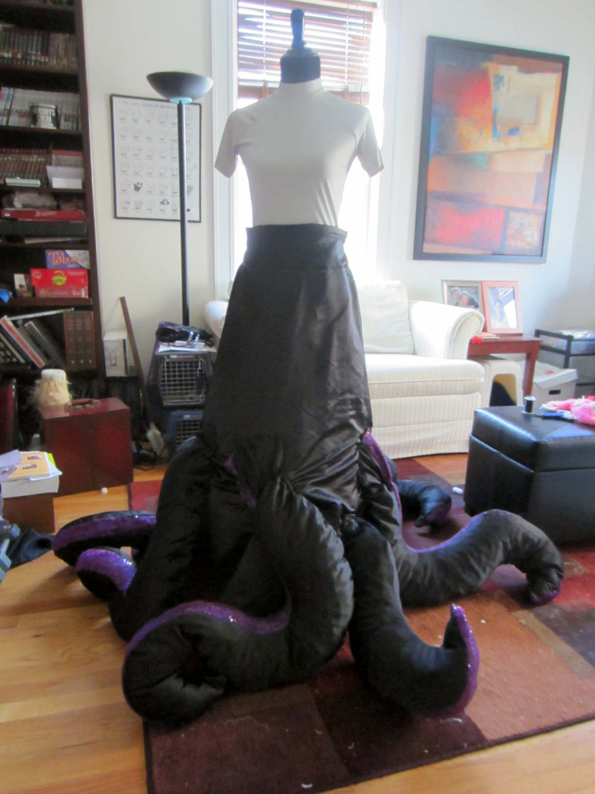 ursula just tentacles