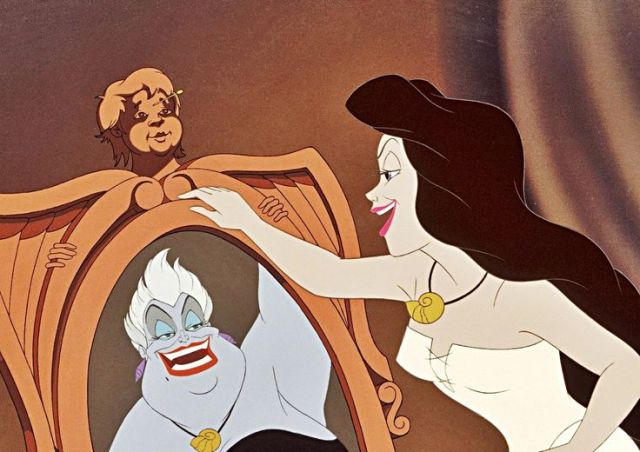 Ursula mirror movie