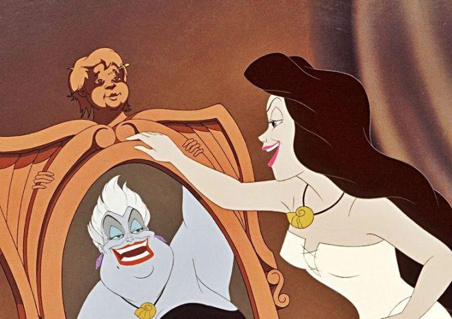 Ursula mirror movie