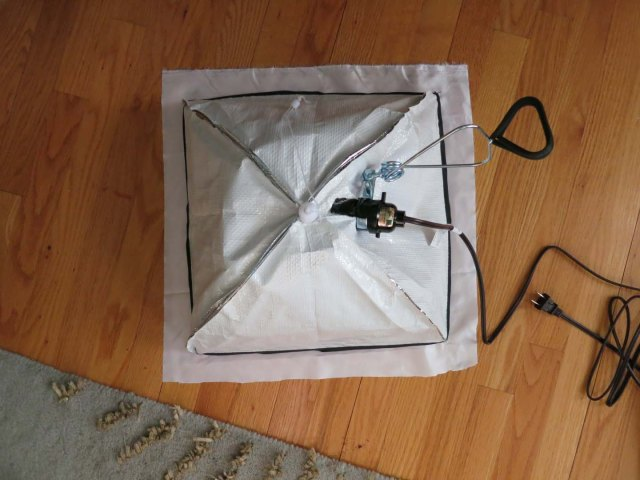 softbox fabric