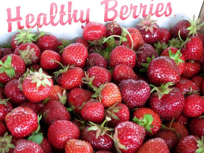 SR berries