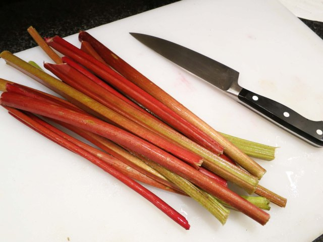 SR compote rhubarb
