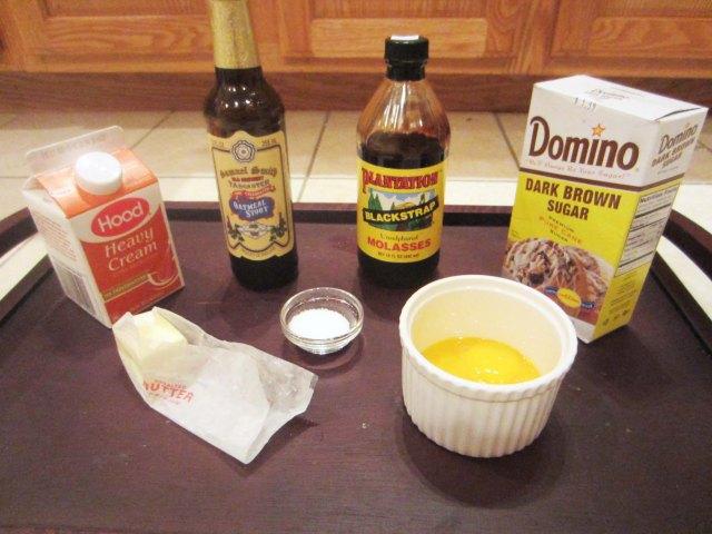 BB ice cream ingredients