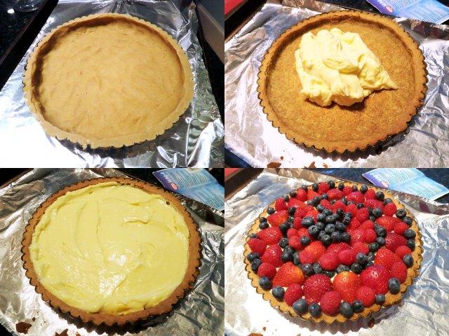 fruit tart composite