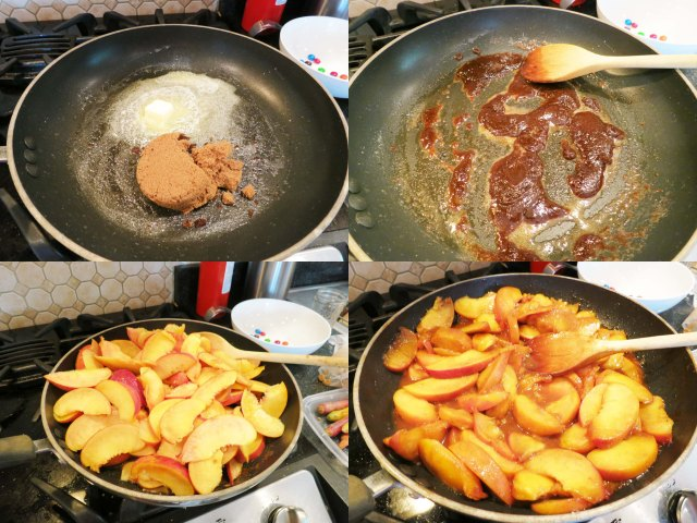peach cloud cooked