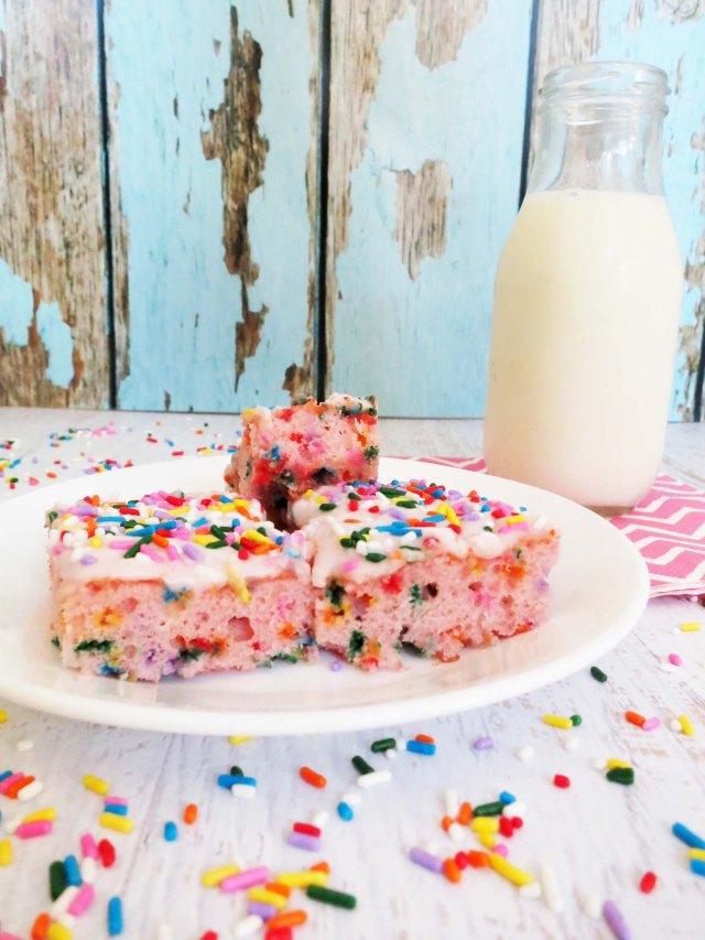 sprinkles plate