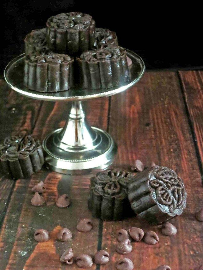choc-cherry-mooncakes-pile