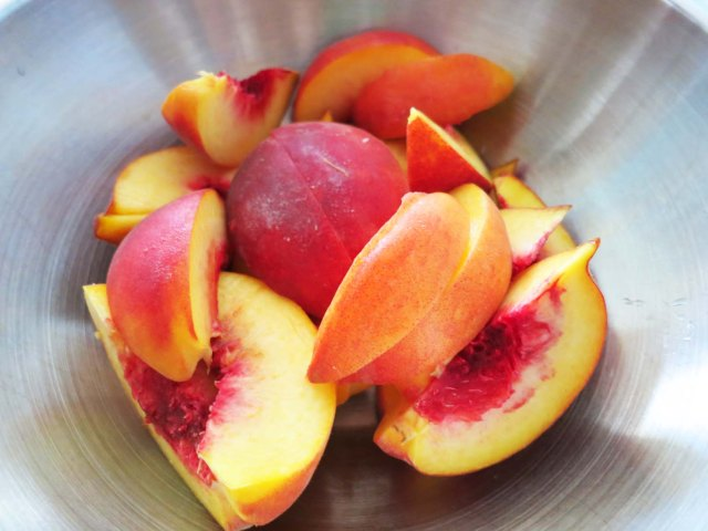 peach mzp fruit