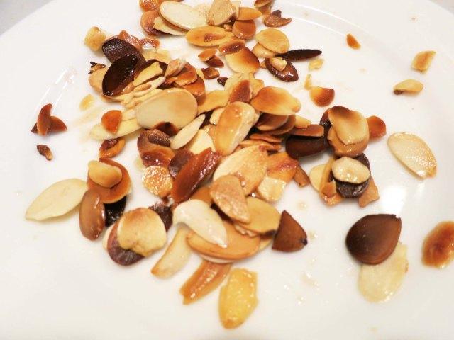 RD white soup almonds