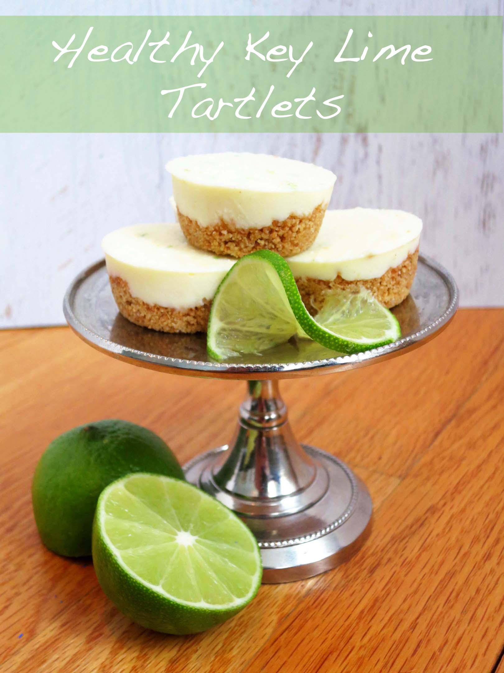key lime tartlets banner