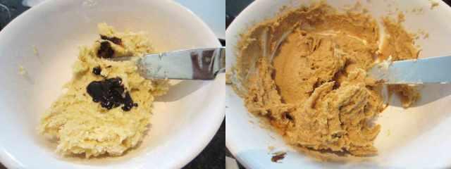 teddy-cookies-coffee-dough