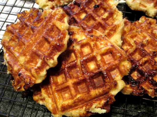 liege-waffles