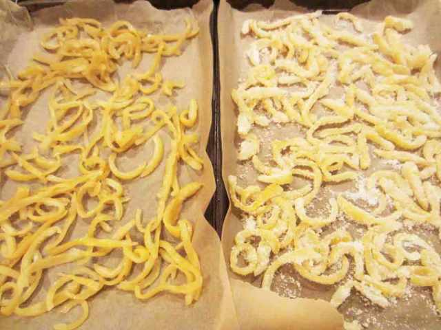 lemon-peel-drying