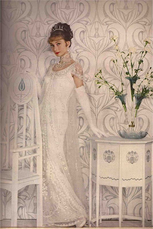 My Fair Lady Ballgown, Part II: Underdress | It\'s All Frosting...
