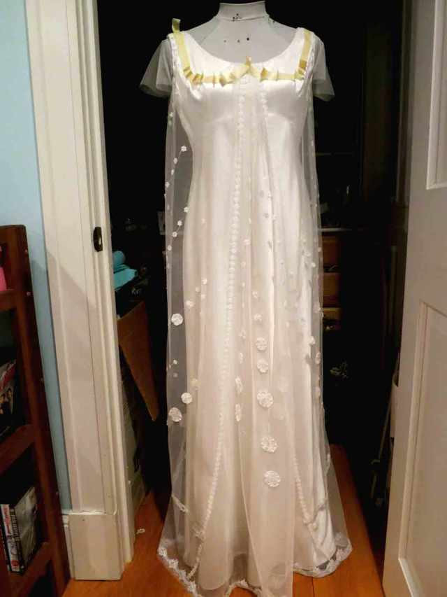 My Fair Lady Ballgown, Part V: Appliques and Trim | It\'s All Frosting...