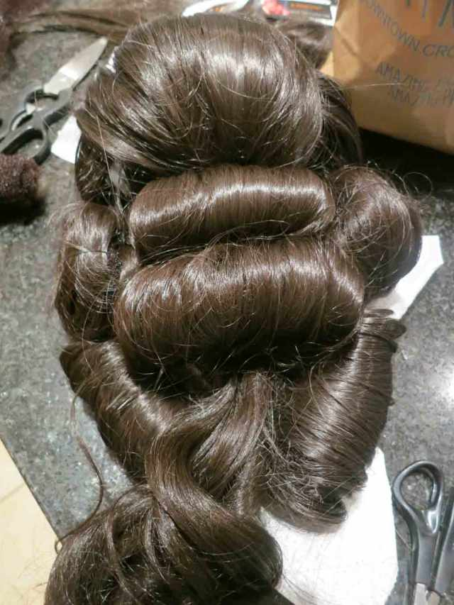 hair-sides