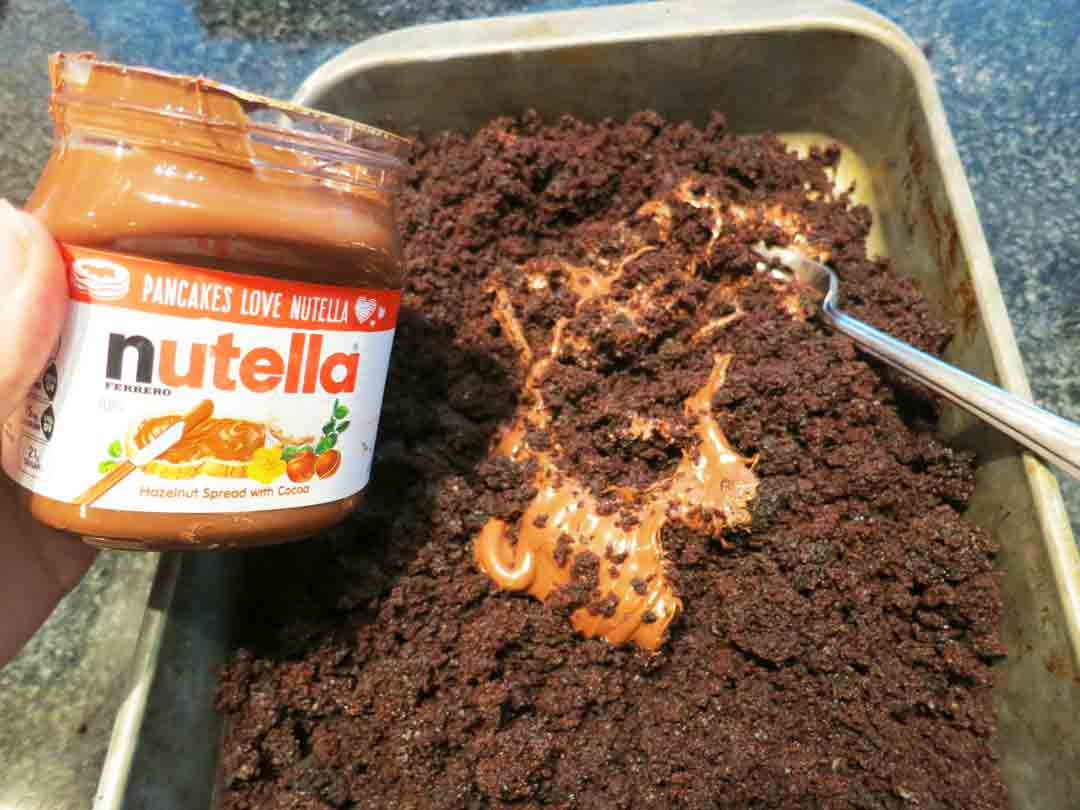 caramel-nutella