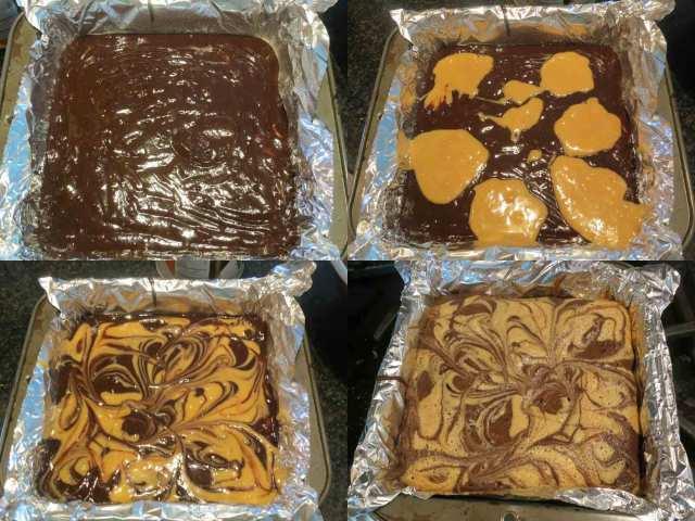 tahini-brownies-process