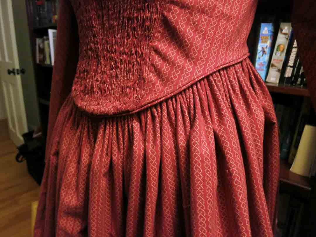 calico-skirt