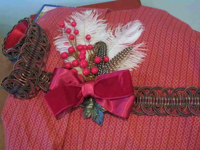 bonnet-decoration