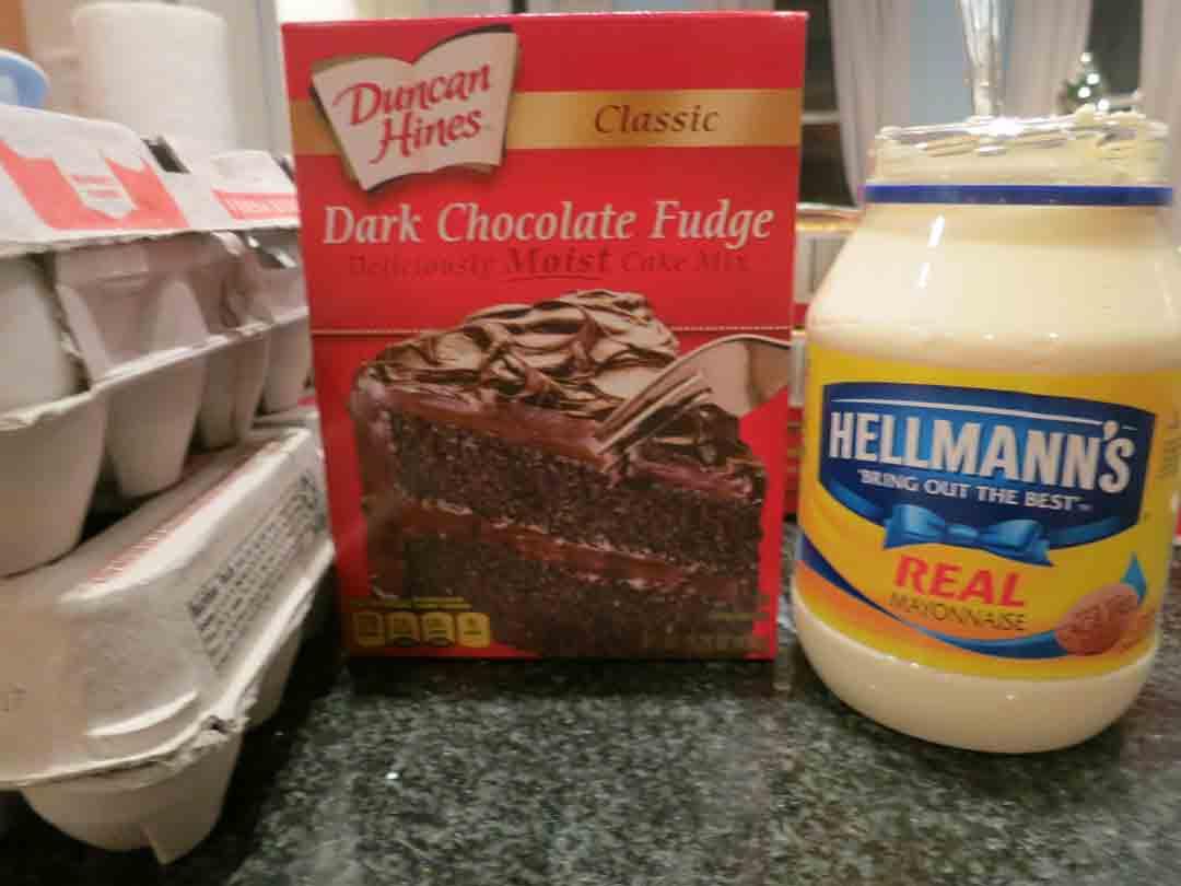 chocolate-mayo-mix