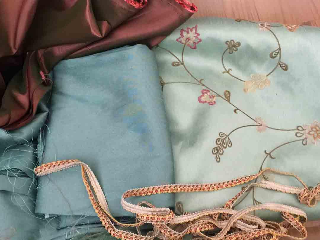 tea-gown-fabric