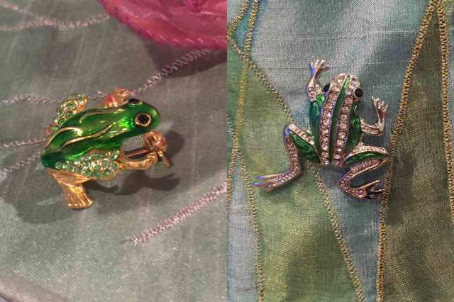 dragonfly-frogs