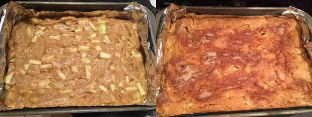 apple-blondies-baking