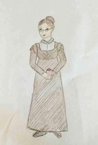 mary-sketch