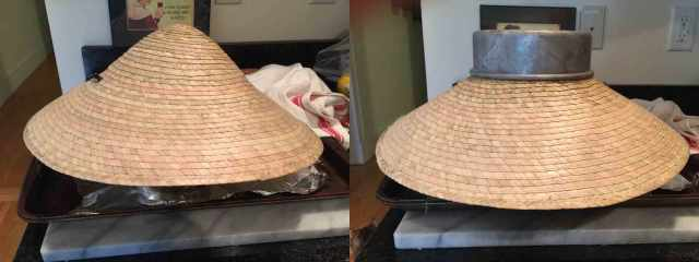 bar-hat-shaping