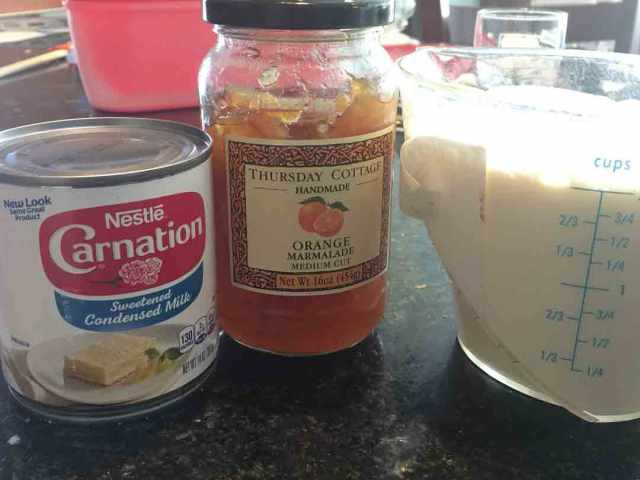 marmalade-ice-cream-ingredients