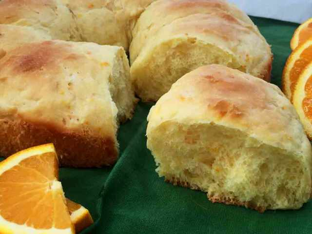 orange-bread