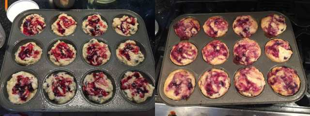 juneberry-muffin-baked