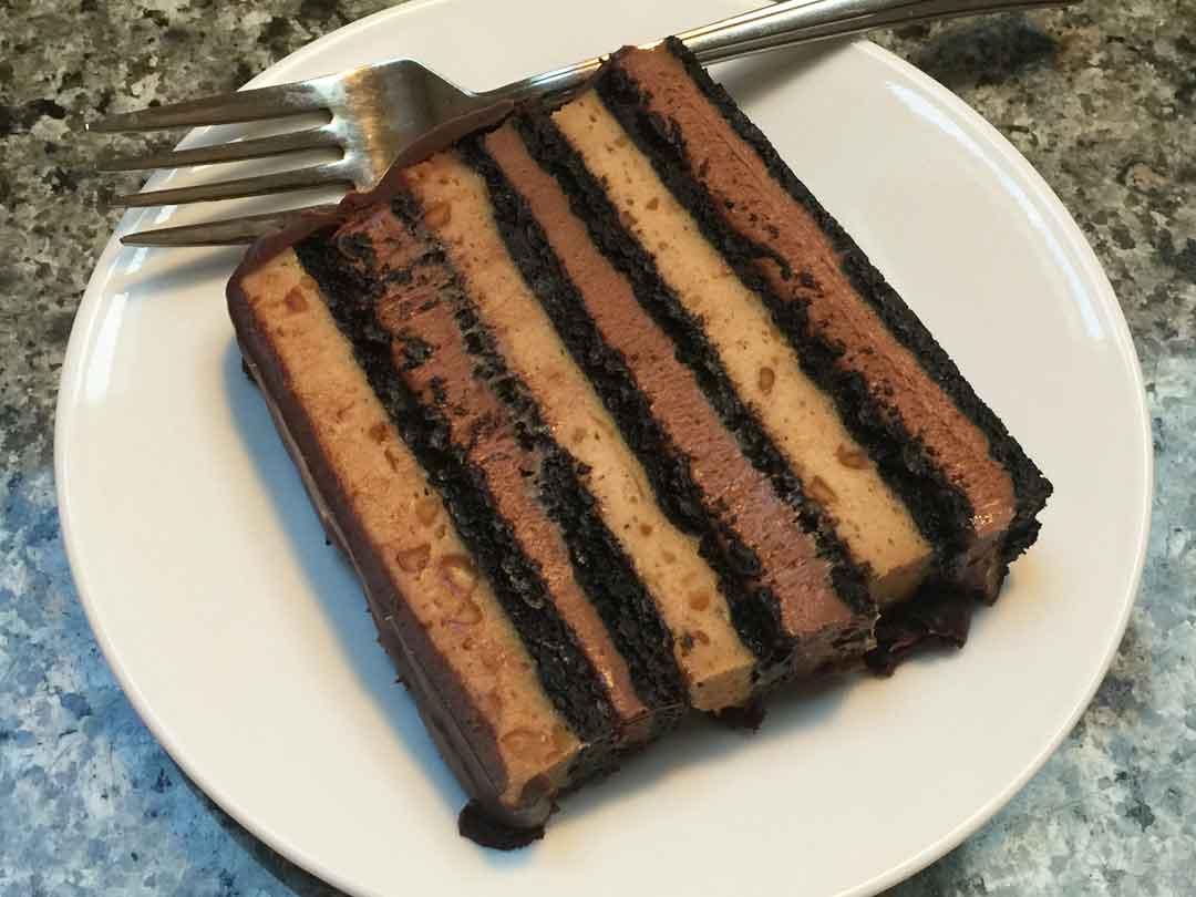 PBchoc-cheesecake